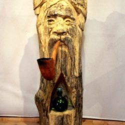 פסלי עץ